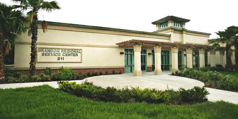 Brandon Regional Service Center