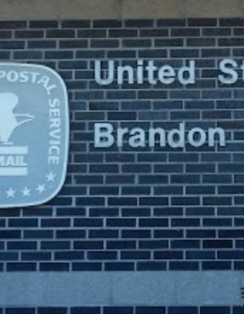 USPS Brandon Florida Post Office