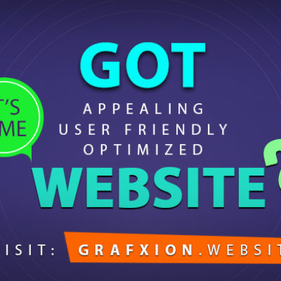 Grafxion Creative Web Design