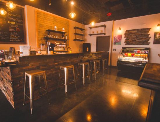Twist Vapor Cafe